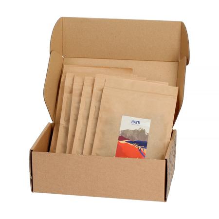 HAYB x Coffeedesk - Filter Tasting Box 6 x 60g