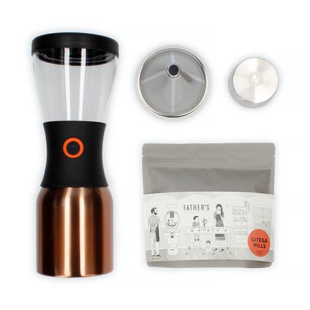 Zestaw Zaparzacz do kawy Asobu + Kawa Father's Coffee - Rwanda Gitega