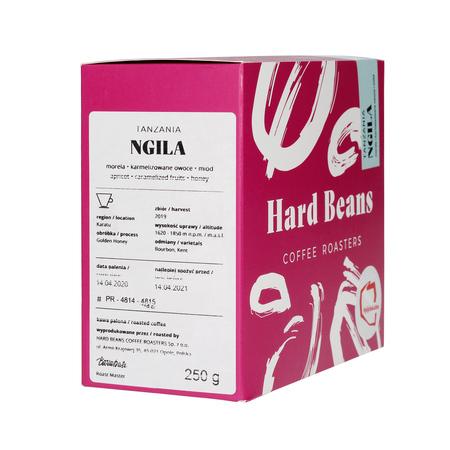 Hard Beans - Tanzania Ngila