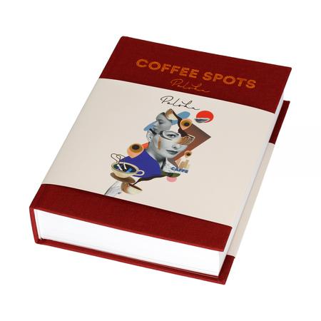 Książka Coffee Spots Polska - twarda okładka - Agnieszka Bukowska i Krzysiek Rzyman