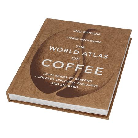 Książka The World Atlas of Coffee Druga Edycja - James Hoffmann
