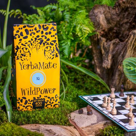 WildPower Mate IQ - yerba mate 400g