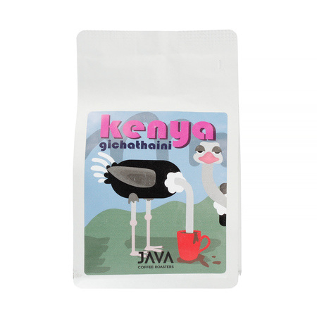 Java Coffee - Kenia Gichathaini