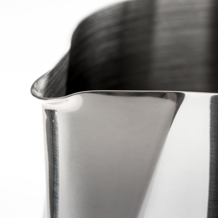 Rhinowares Barista Milk Pitcher Classic - dzbanek srebrny 600 ml