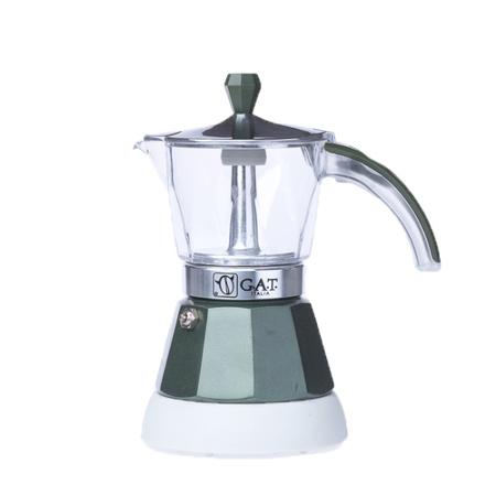 Kawiarka elektryczna G.A.T. Vintage 4tz - Zielona