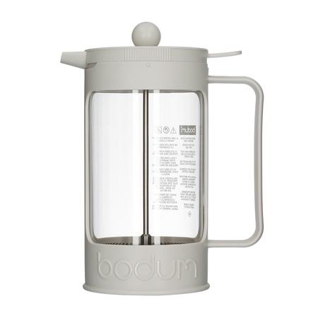 Bodum Bean French Press 8 cup - 1l Biały