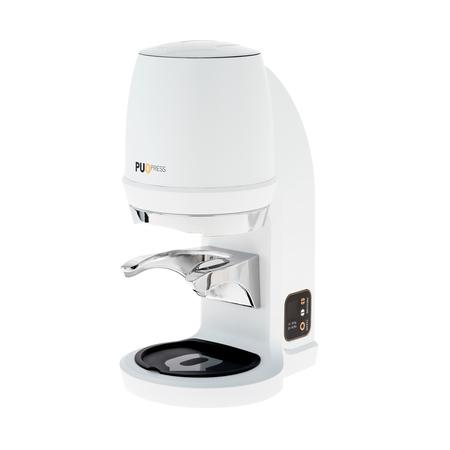 Puqpress Q1 58,3 mm Matt White - Tamper automatyczny