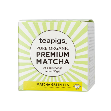 teapigs Matcha - 30 gramów