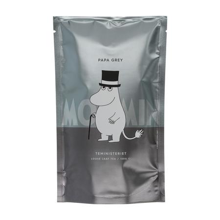Teministeriet - Moomin Papa Grey - Herbata sypana 100g - Opakowanie uzupełniające