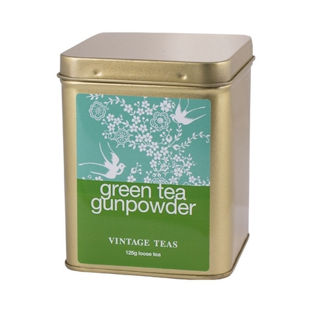 Vintage Teas Green Tea Gunpowder - puszka 125g