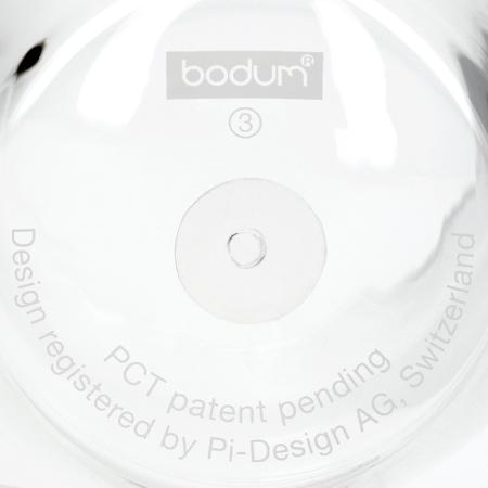 Bodum Pavina Szklanki z podwójnymi ściankami 80 ml - 2 sztuki