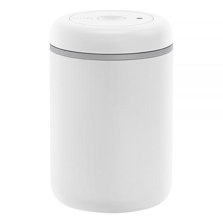 Fellow Atmos - Pojemnik próżniowy 1,2l - Stal Biały Mat
