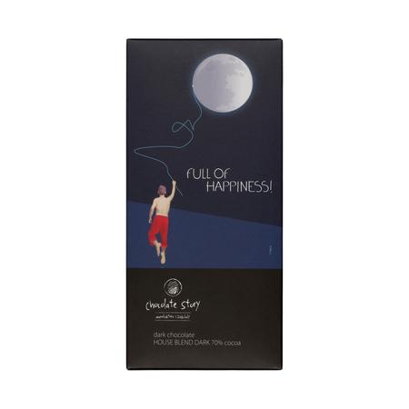 Manufaktura Czekolady - Czekolada 70% Full of Happiness - House Blend Dark