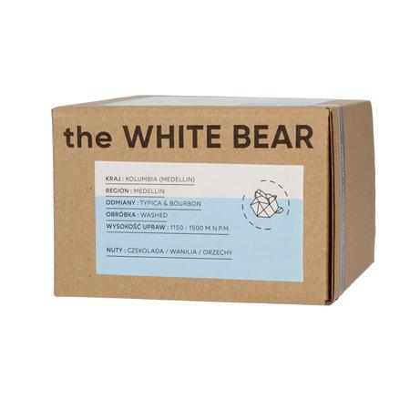 The White Bear - Kolumbia Medellin Espresso