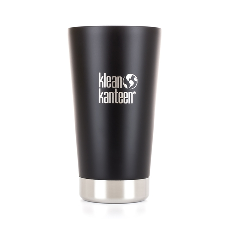 Klean Kanteen Insulated Tumbler Shale Black 473ml - Czarny mat