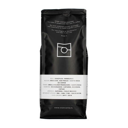 Story Coffee Roasters - Blend No.2 Brazil x Honduras 1kg
