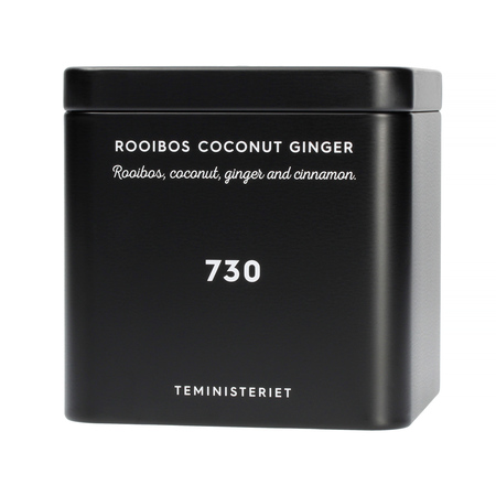 Teministeriet Collection 730 Rooibos Coconut Ginger 100g (outlet)