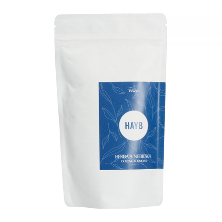 HAYB - Oolong Formosa Niebieska - Herbata sypana 100g