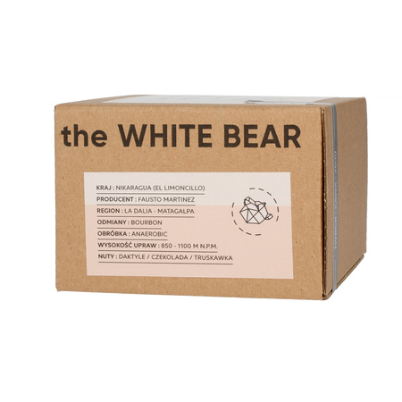 The White Bear - Nikaragua El Limoncillo Espresso