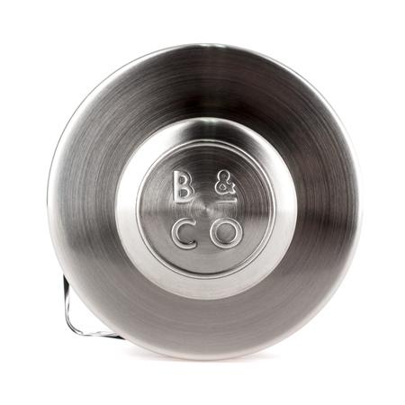 Barista & Co - Milk Frother Electric Steel - Spieniacz do mleka
