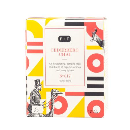 Paper & Tea - Cederberg Chai - 15 saszetek