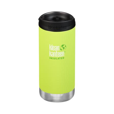 Klean Kanteen - Butelka termiczna TKWide Vacuum Insulated - Juicy Pear 355ml