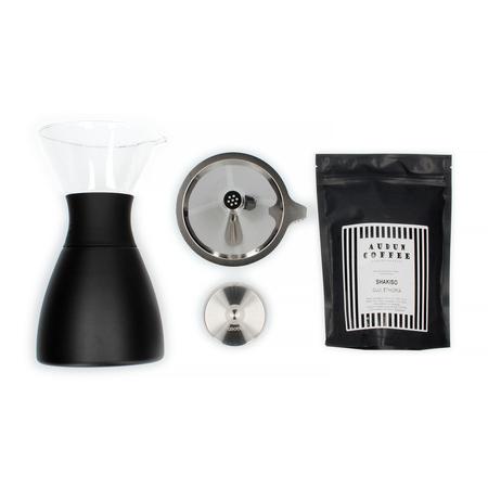 Zestaw Zaparzacz do kawy Asobu + Kawa Audun Coffee Ethiopia Shakiso