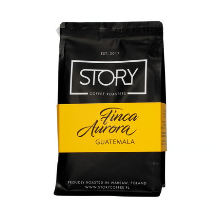 Story Coffee Roasters - Guatemala Finca Aurora Espresso