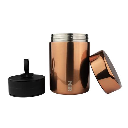 MiiR - Coffee Canister Miedziany - Pojemnik na kawę