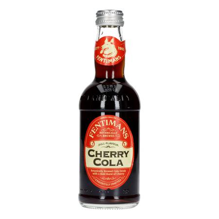 Fentimans Cherry Cola - Napój 275 ml