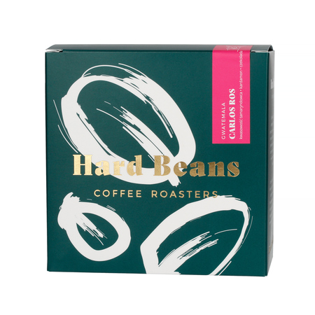 Hard Beans - Gwatemala Carlos Ros