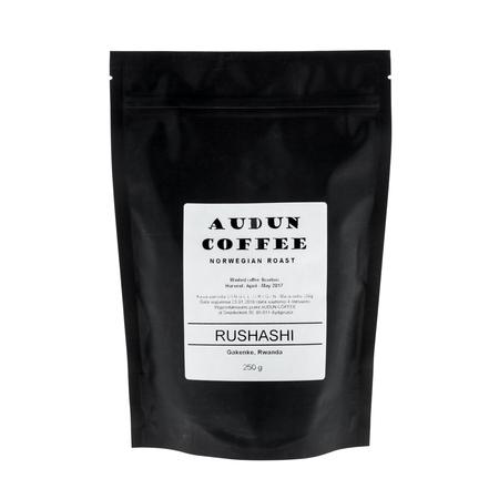 Audun Coffee - Rwanda Rushashi
