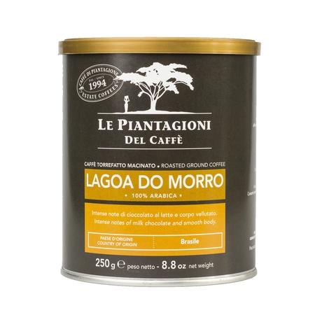 Le Piantagioni del Caffe - Brazil Lagoa do Morro 250g - mielona
