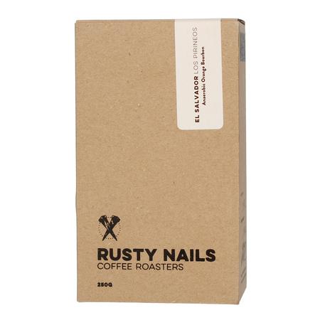 Rusty Nails - El Salvador Los Pirineos
