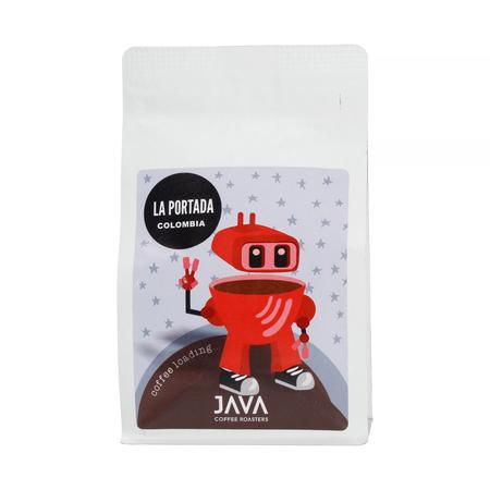 Java Coffee - Kolumbia La Portada