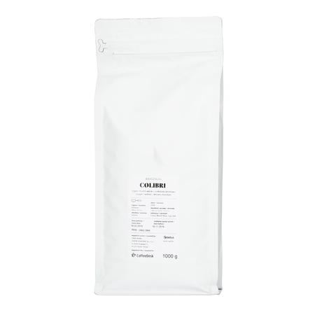 Hard Beans x Coffeedesk - Brazylia Colibri Santos Espresso 1kg