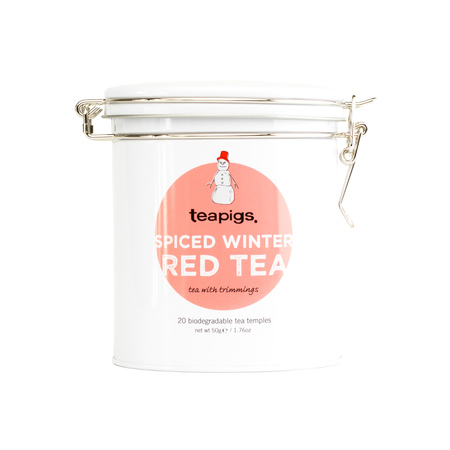 Zestaw Butelka Termiczna Asobu + Herbata Teapigs
