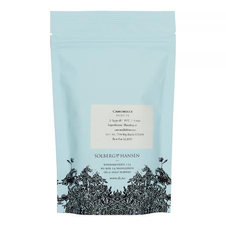 Solberg & Hansen - Herbata sypana - Chamomile