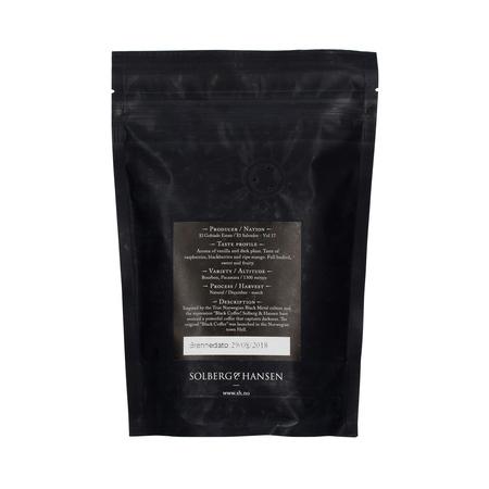 Solberg & Hansen - El Salvador Black Coffee Vol 17