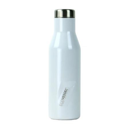 EcoVessel izolowana butelka ASPEN White Pearl 473ml (outlet)