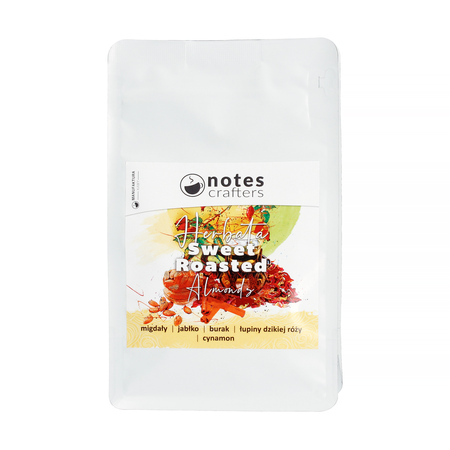 Notes Crafters - Sweet Roasted Almonds Owocowa - Herbata sypana 100g