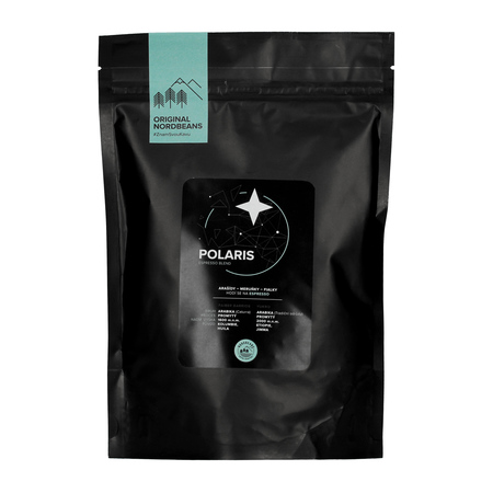 Nordbeans Polaris Espresso Blend (outlet)