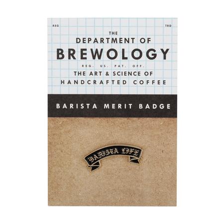 Department of Brewology - Przypinka Barista Life