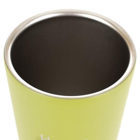 Klean Kanteen Insulated Tumbler Bamboo Leaf 473ml - Zielony