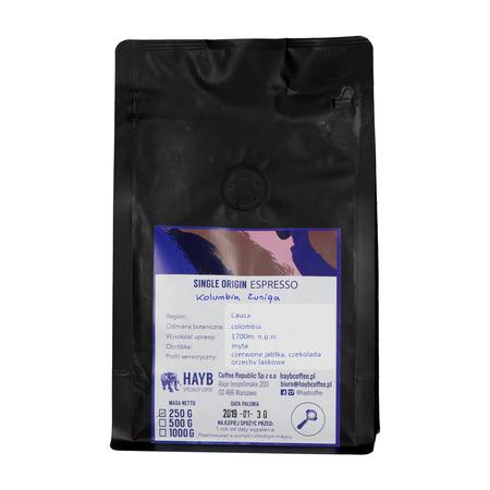 HAYB - Colombia Zuniga Single Origin Espresso