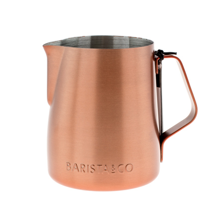 Barista & Co - Milk Jug Midnight Copper - Dzbanek do mleka 350 ml