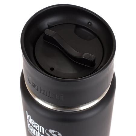 Klean Kanteen Wide Insulated Shale Black 355ml - Czarny mat