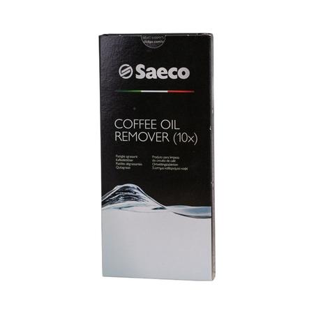 Saeco Coffee Oil Remover - Tabletki odtłuszczające do bloku zaparzającego - 10 szt.
