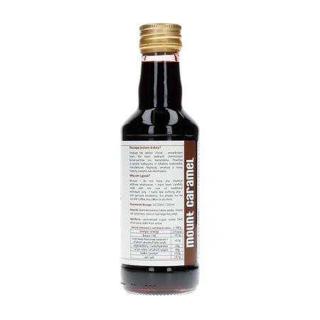 Mount Caramel Dobry Syrop - Czarny Bez 200 ml