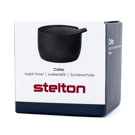 Stelton Collar Sugar Bowl - Cukiernica